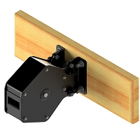 Backstop Safety Strap with Mounting Kit