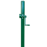Deluxe Pickleball Posts (Green) (Set of 2)