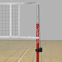 Hybrid Steel Volleyball Uprights (3