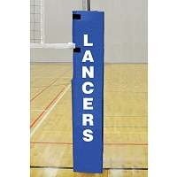 Protector Pad - Volleyball Upright Pads - For Competition Play (Designed For All Volleyball Uprights.)
