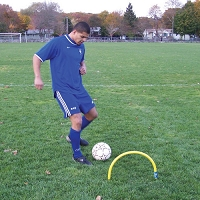 Soccer Passing Arc