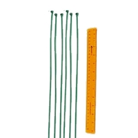 Safefoam Tubular Padding Ties (Green)