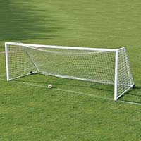 Classic Official Square Goal Package <br/>- 8' x 24' x 4' x 10'