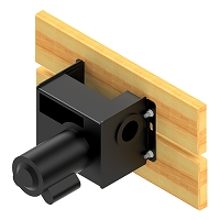 Backstop Winch - Direct Drive - With Mounting Kit