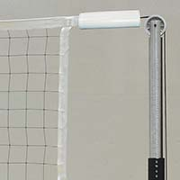 Protector Pads - Volleyball Net Cable/Buckle Cover (White)