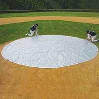 Weighted Spot Cover (26' round)