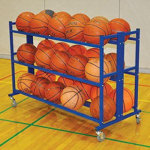 Ball Cart - Double - Atlas™ Series (30 Ball)