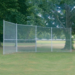 Permanent Baseball/Softball Backstop (4 Panels)
