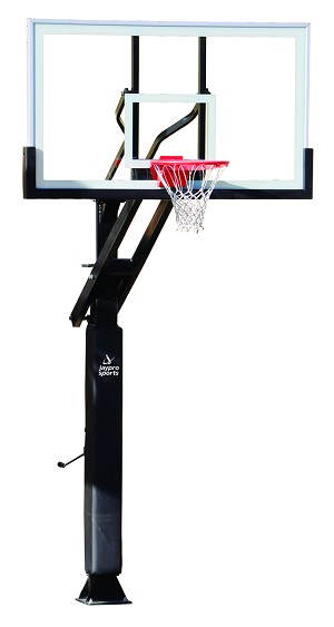 The Park - Adjustable Outdoor Basketball System
