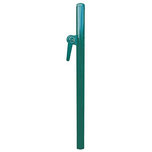 "2-7/8"" Tennis Posts (Green) (Set of 2)"