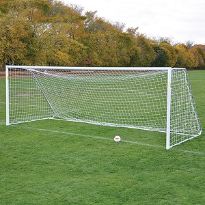 Classic Official Round Goal Package <br/>- 8' x 24' x 4' x 10'